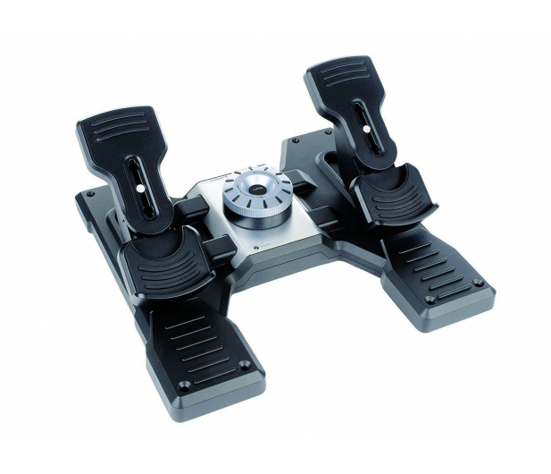 Logitech G Saitek PRO Flight Rudder Pedals  - 341578 - zdjęcie 2