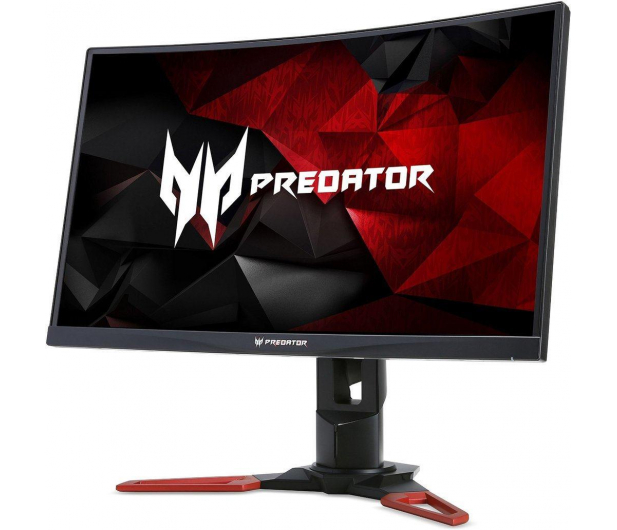 Acer Predator Z321QBMIPHZX Curved czarny - 347130 - zdjęcie 2