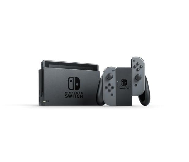 Nintendo Switch Gray Joy-Con - 345272 - zdjęcie 2