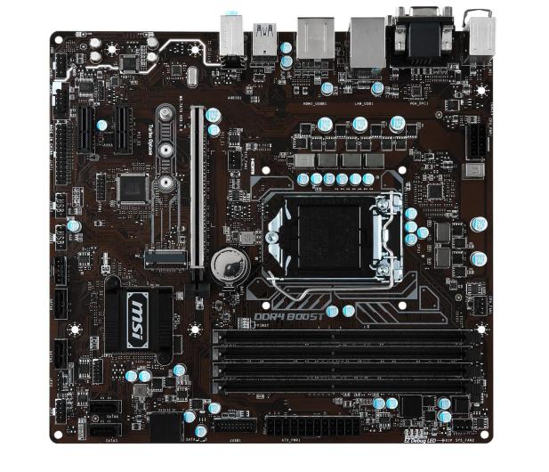MSI B250M PRO-VDH (3xPCI-E DDR4 USB3.1/M.2)  - 342121 - zdjęcie 4