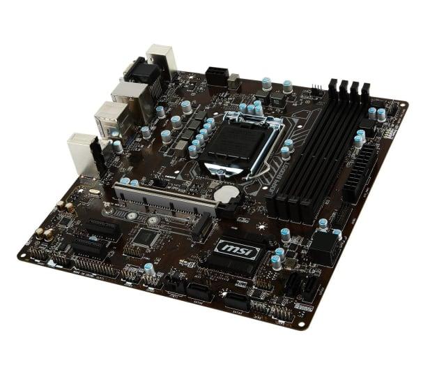 MSI B250M PRO-VDH (3xPCI-E DDR4 USB3.1/M.2)  - 342121 - zdjęcie 3