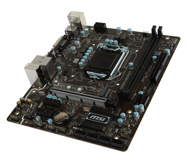 MSI B250M PRO-VD (3xPCI-E DDR4 USB3.1/M.2)  - 342131 - zdjęcie 3
