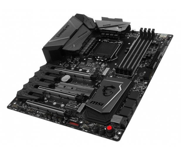 MSI Z270 GAMING M7 (3xPCI-E DDR4 USB3.1/M.2) - 342029 - zdjęcie 6
