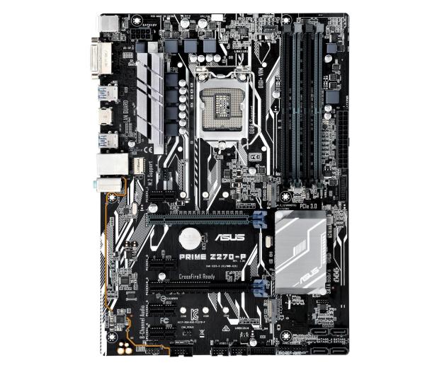 ASUS PRIME Z270-P + i7-7700K + Crucial 8GB 2400MHz - 391541 - zdjęcie 4