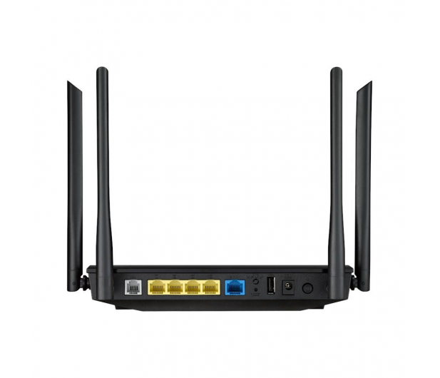 ASUS DSL-AC55U (1200Mb/s a/b/g/n/ac Aneks A/B, USB) - 342689 - zdjęcie 3