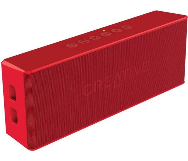 Creative Muvo 2 (czerwony) - 342619 - zdjęcie