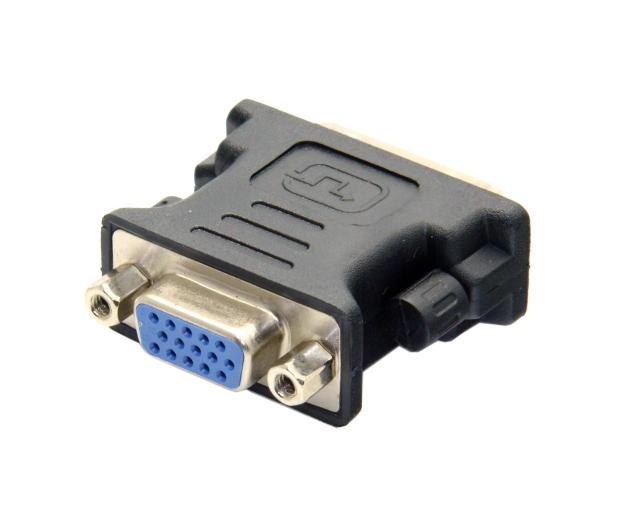 SHIRU Adapter DVI-I (A) - VGA (D-SUB) - 341740 - zdjęcie