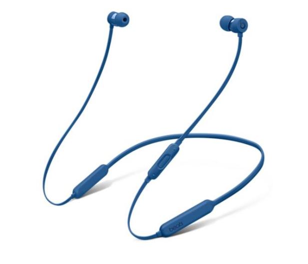 Apple BeatsX niebieskie - 350146 - zdjęcie