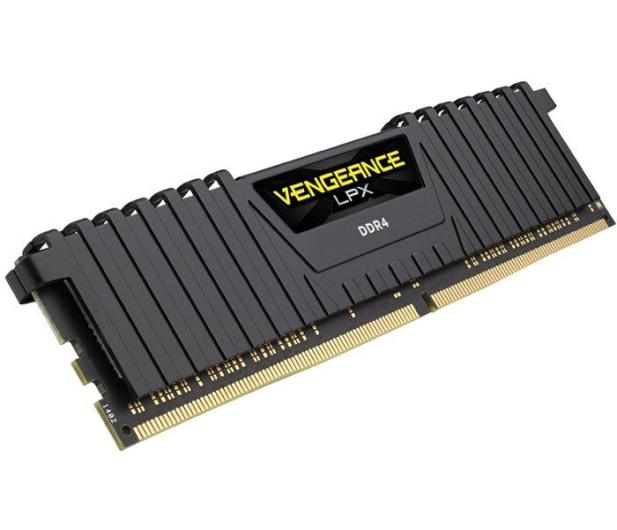 Corsair 64GB 3000MHz Vengeance LPX Black CL15 (4x16GB) - 350207 - zdjęcie 3