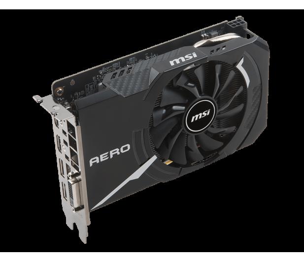 MSI GeForce GTX 1060 Aero ITX OC 3GB GDDR5 - 350016 - zdjęcie 3