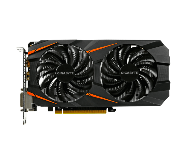 Gigabyte GeForce GTX 1060 WindForce II 6GB GDDR5 - 347954 - zdjęcie 3