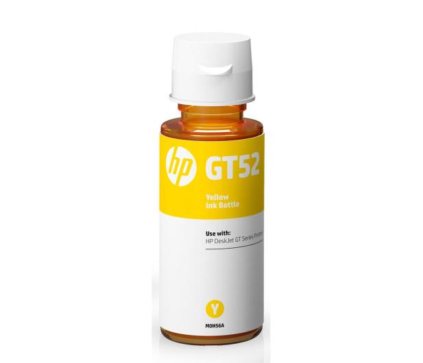 HP GT52 yellow 8000 str. (70ml)  - 351211 - zdjęcie