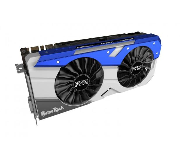 Palit GeForce GTX 1080 GameRock 8GB GDDR5X - 350140 - zdjęcie 2