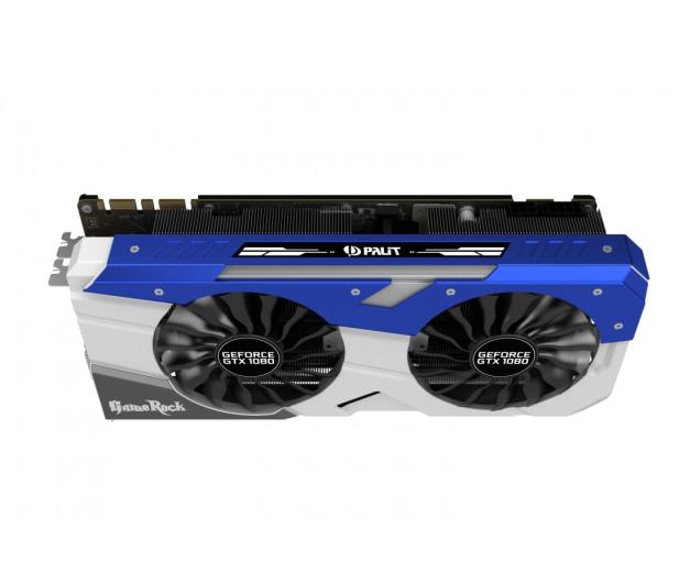 Palit GeForce GTX 1080 GameRock 8GB GDDR5X - 350140 - zdjęcie 5
