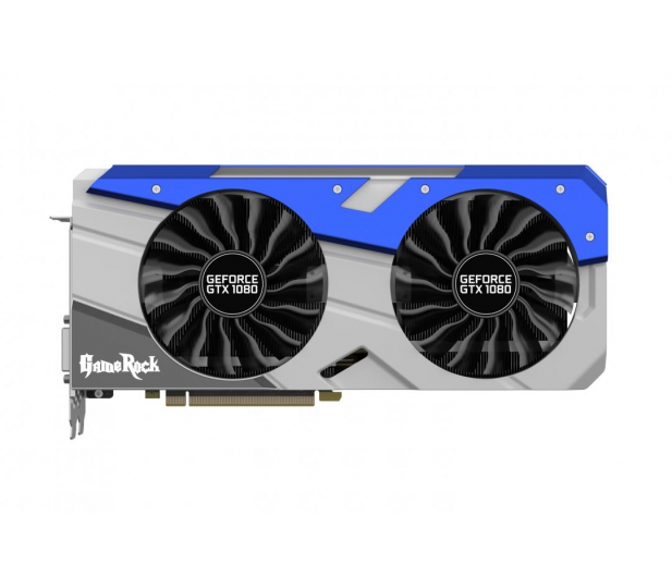Palit GeForce GTX 1080 GameRock 8GB GDDR5X - 350140 - zdjęcie 4