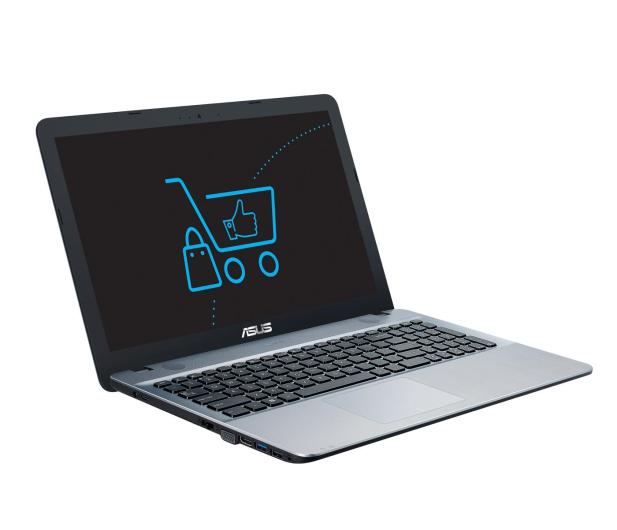 ASUS R541NA-GQ151 N4200/4GB/500GB/DVD - 359008 - zdjęcie
