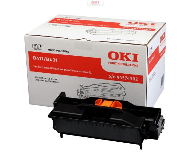OKI 44574302 black 25000 str. - 351968 - zdjęcie