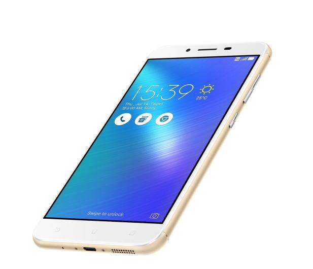 ASUS ZenFone 3 Max Laser ZC553KL 32GB Dual SIM złoty - 351785 - zdjęcie 5
