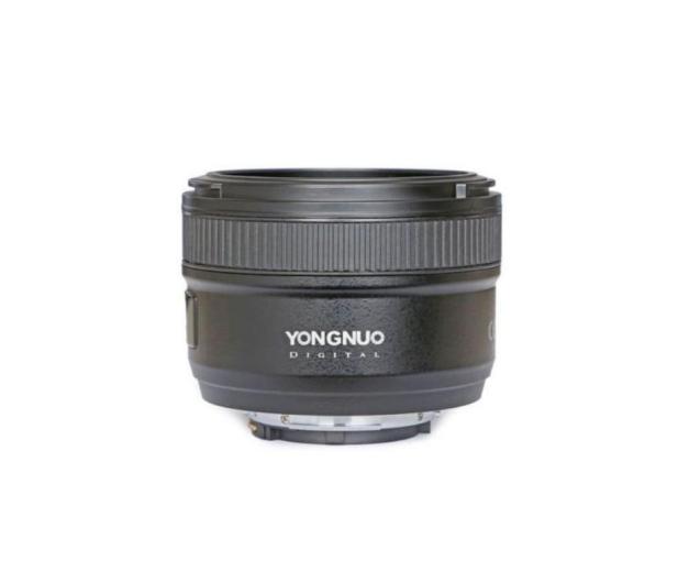 Yongnuo 50mm F1.8 do Nikon - 352044 - zdjęcie 2