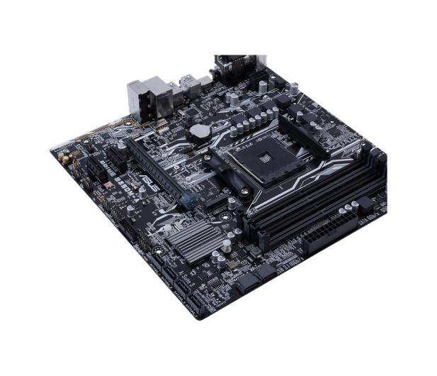 ASUS PRIME B350M-A + Ryzen 5 1600 + Crucial 8GB 2400MHz - 391655 - zdjęcie 6