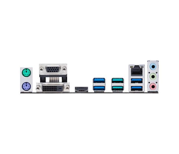 ASUS PRIME B350M-A + Ryzen 5 1600 + Crucial 8GB 2400MHz - 391655 - zdjęcie 8