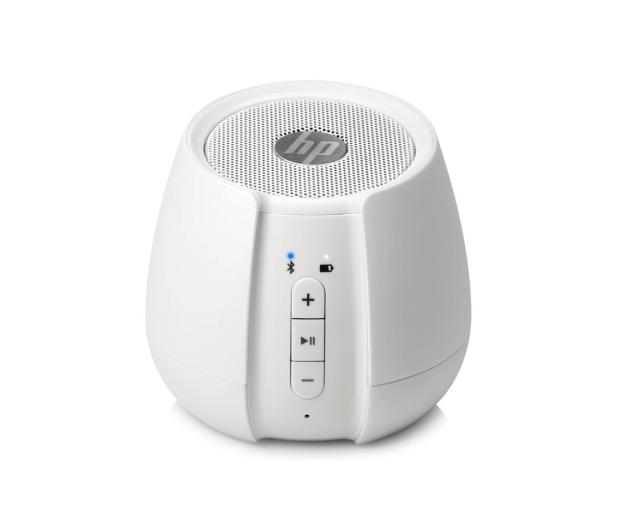 HP S6500 Wireless Speaker (białe) - 351764 - zdjęcie