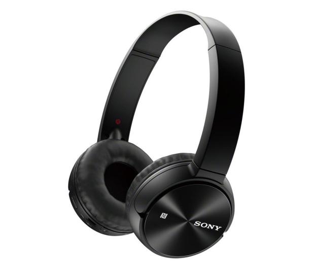 Sony MDR-ZX330BT czarne - 352814 - zdjęcie