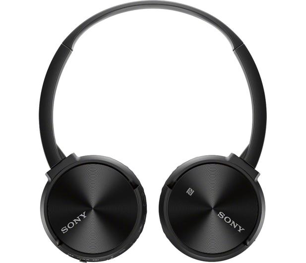 Sony MDR-ZX330BT czarne - 352814 - zdjęcie 2
