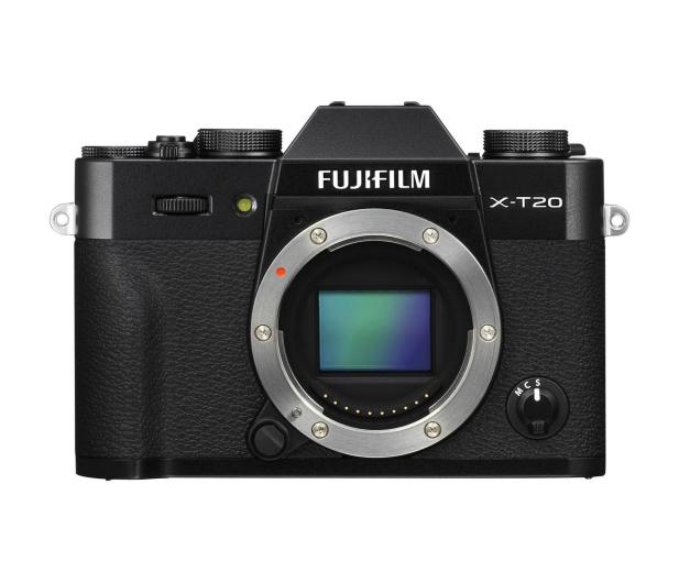 Fujifilm X-T20 16-50 mm czarny  - 348123 - zdjęcie 6