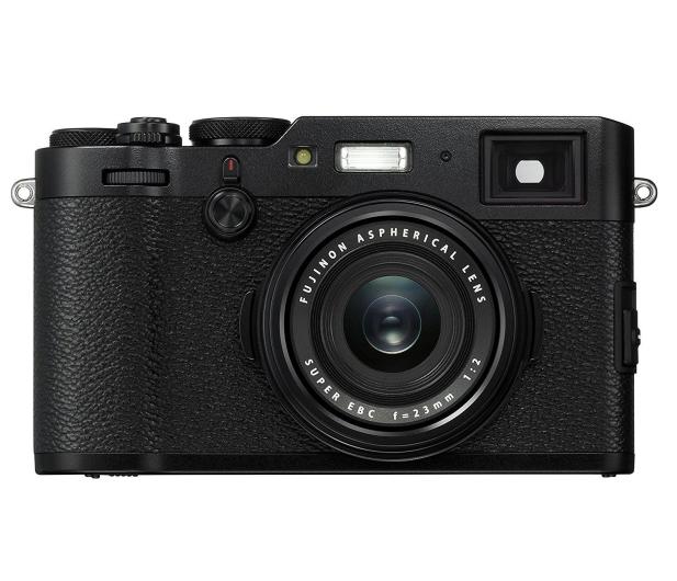 Fujifilm X100F czarny - 348127 - zdjęcie 2