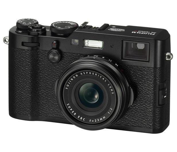 Fujifilm X100F czarny - 348127 - zdjęcie