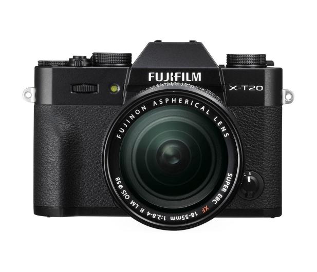 Fujifilm X-T20 18-55 mm czarny - 348121 - zdjęcie 3