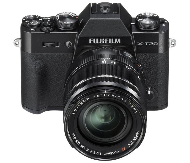 Fujifilm X-T20 18-55 mm czarny - 348121 - zdjęcie 2