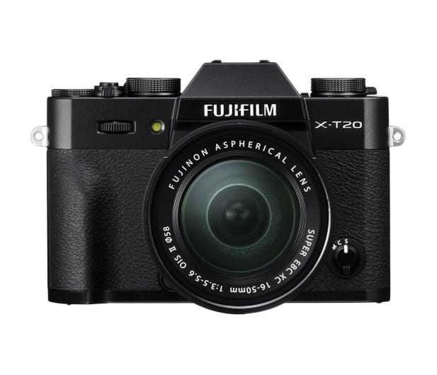 Fujifilm X-T20 16-50 mm czarny  - 348123 - zdjęcie 3