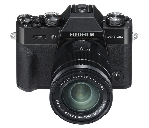 Fujifilm X-T20 16-50 mm czarny  - 348123 - zdjęcie 2