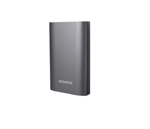 ADATA Power Bank 10050 mAh tytanowy z quickcharge - 349092 - zdjęcie