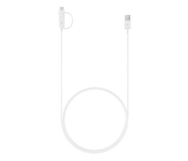 Samsung 2w1 USB C i Micro USB - USB 1.5m - 349075 - zdjęcie 3
