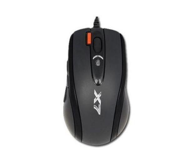 A4Tech X710 XGame Extra Fire czarna USB - 62303 - zdjęcie 3