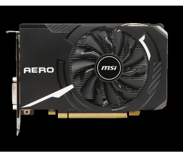 MSI GeForce GTX 1060 Aero ITX OC 6GB GDDR5 - 355280 - zdjęcie 3