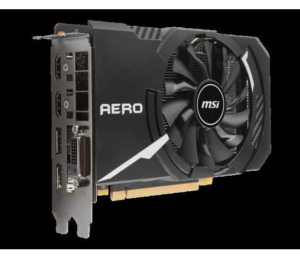 MSI GeForce GTX 1060 Aero ITX OC 6GB GDDR5 - 355280 - zdjęcie 2