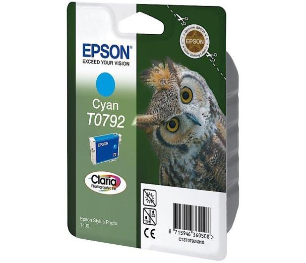 Epson T0792 cyan 11ml - 26210 - zdjęcie