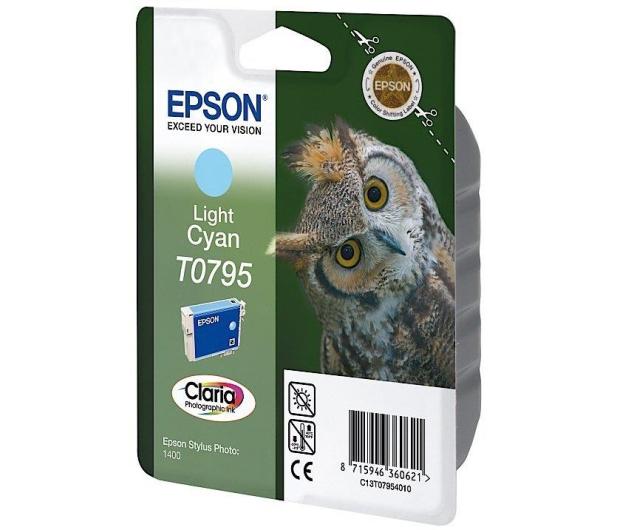 Epson T0795 light cyan 11ml - 26212 - zdjęcie