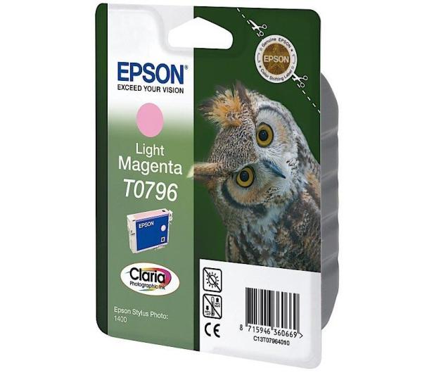 Epson T0796 light magenta 11ml - 26213 - zdjęcie