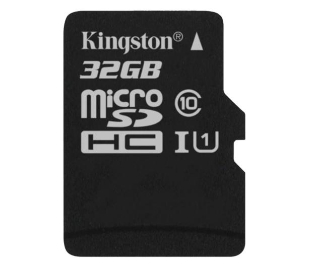 Kingston 32GB microSDHC Class10 +czytnik USB +adapter SDHC - 68285 - zdjęcie