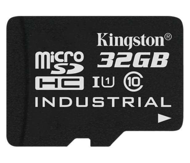 Kingston 32GB microSDHC UHS-I zapis 45MB/s odczyt 90MB/s  - 322338 - zdjęcie