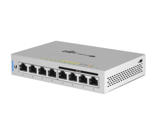 Ubiquiti 8p UniFi US-8-60W (8x100/1000Mbit) 4xPoE - 356172 - zdjęcie 2