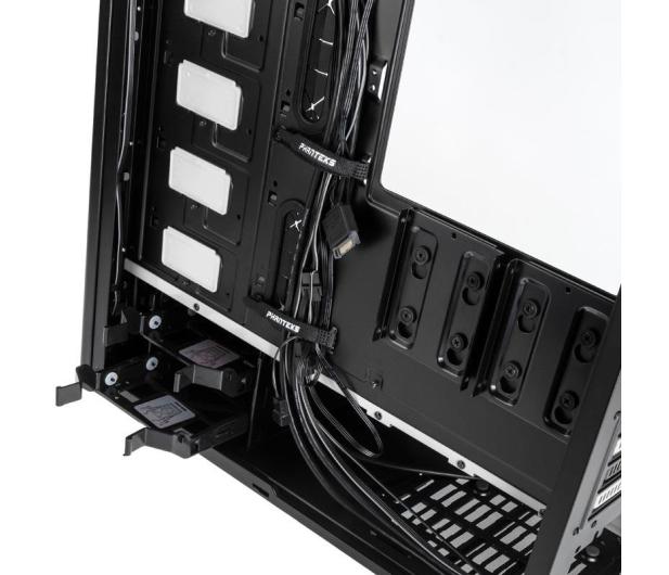 Phanteks Eclipse P400 Tempered Glass czarno-biała - 356391 - zdjęcie 9