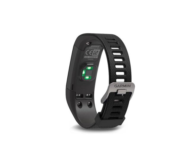 Garmin Vivosmart HR+ PL GPS czarny - 319839 - zdjęcie 2