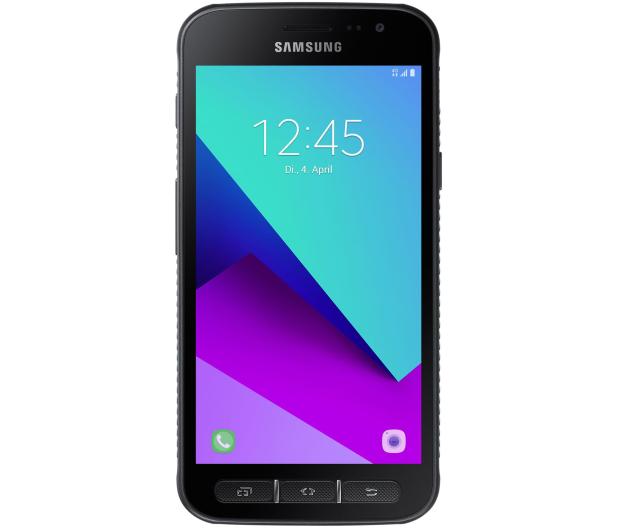 Samsung Galaxy Xcover 4 G390F Dark Silver - 356424 - zdjęcie 3