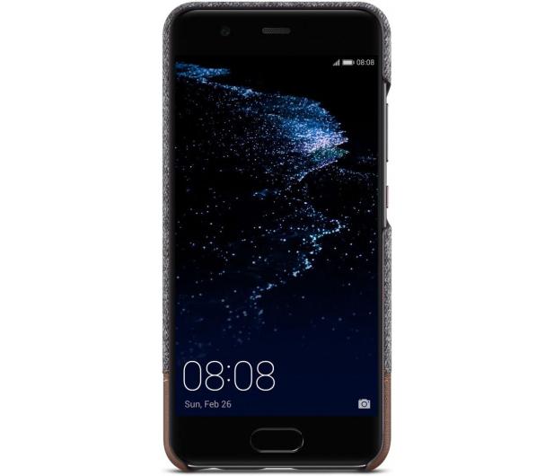 Huawei P10 DS 64GB czarny + Plecki Skóra/Filc ciemnoszary - 359862 - zdjęcie 12